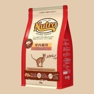 ニュートロ ナチュラルチョイス 室内猫用 エイジングケア チキン 2kg キャットフード nyanko