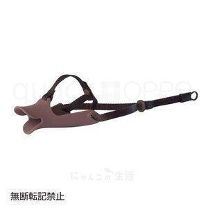 OPPO quack SS 口輪 OT-668-005-4 (B) (テラモト ペット用品 くちばし型 犬のしつけ 無駄吠え シリコン) nyanko
