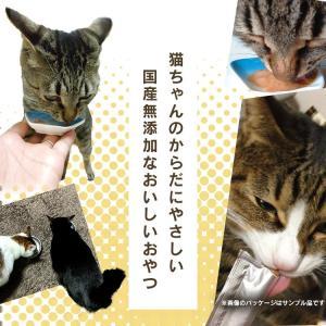 猫 おやつ 無添加 国産 ささみ ピューレ ねこ用ナピューレ 鶏ささみ 24本 P-NNS24 アイリスオーヤマ|nyanko|11
