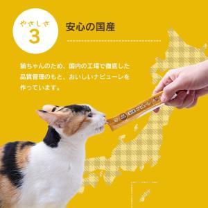 猫 おやつ 無添加 国産 ささみ ピューレ ねこ用ナピューレ 鶏ささみ 24本 P-NNS24 アイリスオーヤマ|nyanko|09