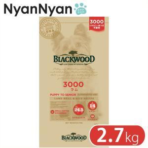 ブラックウッド(BLACKWOOD)3000 ラム 2.7kg