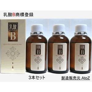 乳酸B60mlエクストラ 3セット|nyusan-b