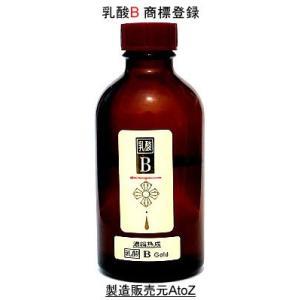 乳酸B200ml ゴールド濃縮熟成|nyusan-b