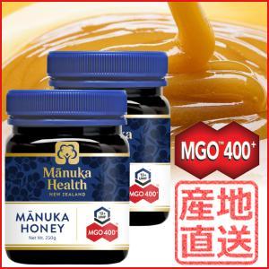 マヌカハニー MGO400+ 250g ×2個...の関連商品6