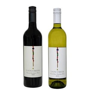 世界の旨安ワイン 南アフリカ ライオンクリーク2本セット|nzwine