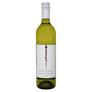 【ケース販売 格安12本セット】ライオン・クリーク シュナン・ブラン/ソーヴィニヨン・ブラン(南アフリカ・白ワイン)|nzwine