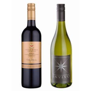 【ギフト用】NZワイン厳選赤ワイン白ワイン2本組 1 nzwine