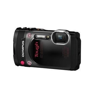 オリンパス Olympus TG-870 Tough Waterproof デジタルカメラ ブラック(代引き不可)