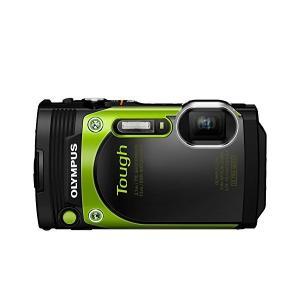 オリンパス Olympus TG-870 Tough Waterproof デジタルカメラ グリーン(代引き不可)