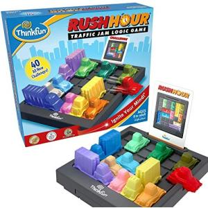 シンクファン (ThinkFun) ラッシュアワー (Rush Hour) [正規輸入品] パズルゲーム o-k-you