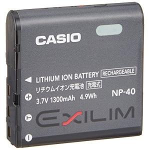 CASIO デジタルカメラ EXILIM用リチウムイオン充電池 NP-40|o-k-you