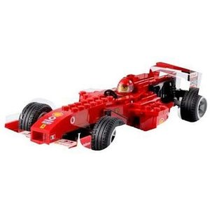 レゴ (LEGO) レーサー フェラーリF1レースカー1/24 8362 o-k-you
