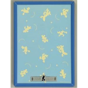 パズルフレーム ディズニー専用 108ピース用 ブルー (18.2x25.7cm)|o-k-you