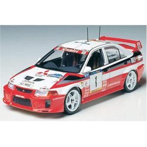 タミヤ 1/24 スポーツカーシリーズ ランサーEvo.V WRC o-k-you