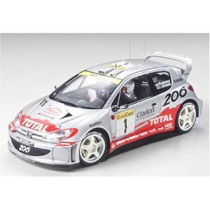 タミヤ 1/24 スポーツカーシリーズ No.236 プジョー206 WRC 2001 プラモデル 24236 o-k-you