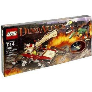 レゴ (LEGO) ダイノ・アタック アイアン・プレデターvs.Tレックス 7476 o-k-you
