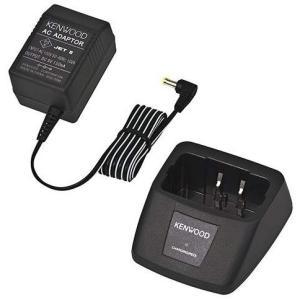 KENWOOD UBC-4 小電力トランシーバー用シングルチャージャー|o-k-you