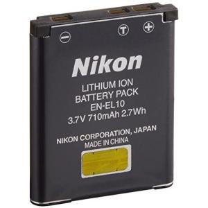 ニコン Li-ionリチャージャブルバッテリー EN-EL10|o-k-you