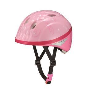 OGK KABUTO(オージーケーカブト) チャイルドメット MELON KIDS-S ピンクカラー サイズ:47~51cm 幼児用 o-k-you