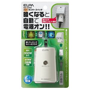 ELPA  あかりセンサースイッチ     BA-103SB o-k-you