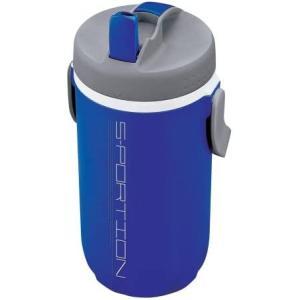 パール金属 水筒 2.0L 直飲み パーソナル ジャグ ブルー スポーション 日本製 D-2771|o-k-you