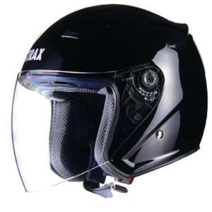 リード工業 バイクヘルメット ジェット STRAX SJ-8 BK-LL ブラック LL(頭囲 61cm~62cm未満)|o-k-you