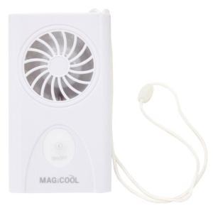 携帯型(首かけ)扇風機 マイファンモバイル 大風量 熱中症・暑さ対策、予防 DMFM-W1 o-k-you