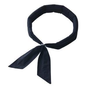 しろくまのきもち サマースカーフ レギュラー ミッドナイトブルー 幅40×長さ720mm 冷却グッズ ユニセックス RF-001 o-k-you