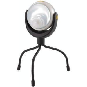 ムサシ RITEX 「自由に曲がる三脚で様々な場所に取付可能! 」 LEDどこでもセンサーライト ASL-090 o-k-you