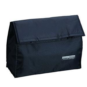 アスベル 保温・保冷ランチバッグ(1段・2段共用) ブラック 3167|o-k-you