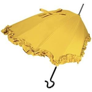 【正規輸入品】 ディチェザレ デザイン パラシェル リンダ 全6色 長傘 手開き 日傘/晴雨兼用 イエロー 11本骨 21-63cm カーボンファイバ o-k-you