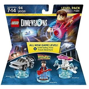 LEGO Dimensions Level Pack Back to the Future レゴ Dimensions レベルパックバックトゥザフュー o-k-you