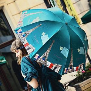 日傘 折りたたみ レディース PUQU 折りたたみ日傘 晴雨兼用 軽量 レディース 女性用 かわいい UPF50+ UVカット率99% 完全遮光 遮熱 o-k-you