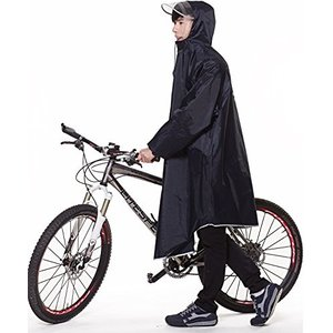QIAN レインコート 自転車 バイク 通学兼用 レインウエア フリーサイズ 男女兼用 軽量防水 高品質 o-k-you