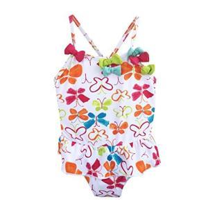Zolomi 子供水着 女の子 のワンピース 水着 可愛い サイズ 80 90 100 110 120 130 140 o-k-you