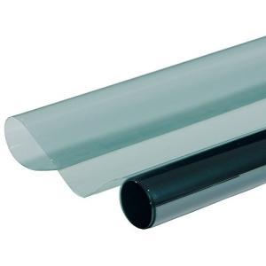 Mr.M ナノガラスフィルム 車用 窓ガラスフィルム 可視光線透過率75% 遮熱 UVカット カー用品 フロント サイド フロントガラス ライトブルー|o-k-you