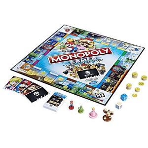 ハズブロ ボードゲーム モノポリー ゲーマー スーパーマリオ C1815 正規品|o-k-you