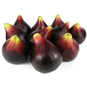 GuCra いちじく 果物模型 イチジク 無花果 10個パック 食品サンプル (EX)