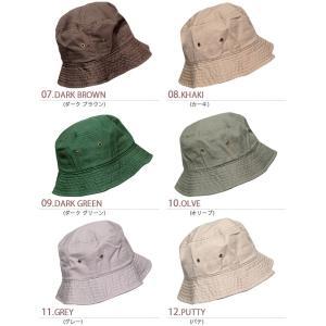 ニューハッタン バケットハット NEWHATTAN シンプル ハット 帽子 オシャレ デニム アウトドア 登山 スポーツ メンズ カジュアル|o-kini|03