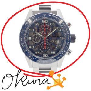 タグホイヤー 腕時計 カレラ 中古 メンズ CAR2A1K