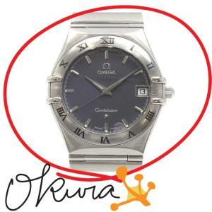 オメガ 腕時計 コンステレーション 中古 メンズ