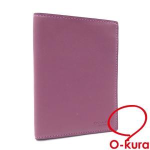 値下げしました コーチ パスポートケース レディース 中古 未使用品|o-kura