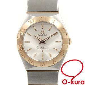 値下げしました オメガ 腕時計 コンステレーション 中古 未使用品|o-kura