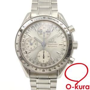オメガ 腕時計 スピードマスター デイデイト メンズ 中古|o-kura