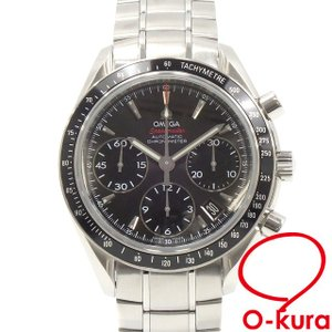 値下げしました オメガ 腕時計 スピードマスター デイト メンズ 中古|o-kura