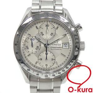 オメガ 腕時計 スピードマスター デイト メンズ 中古|o-kura