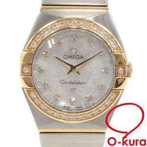 オメガ 腕時計 コンステレーション レディース 中古|o-kura