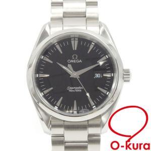 オメガ 腕時計 シーマスター アクアテラ メンズ 中古|o-kura