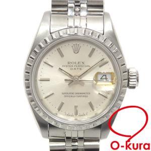 ロレックス ROLEX オイスターパーペチュアル デイト ボーイズ 69240 オートマ E番 1991年頃製 SS 腕時計 自動巻き 機械式 中古 o-kura