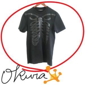 【値下げしました】 ジバンシィ Tシャツ メンズ 古着 ブラ...